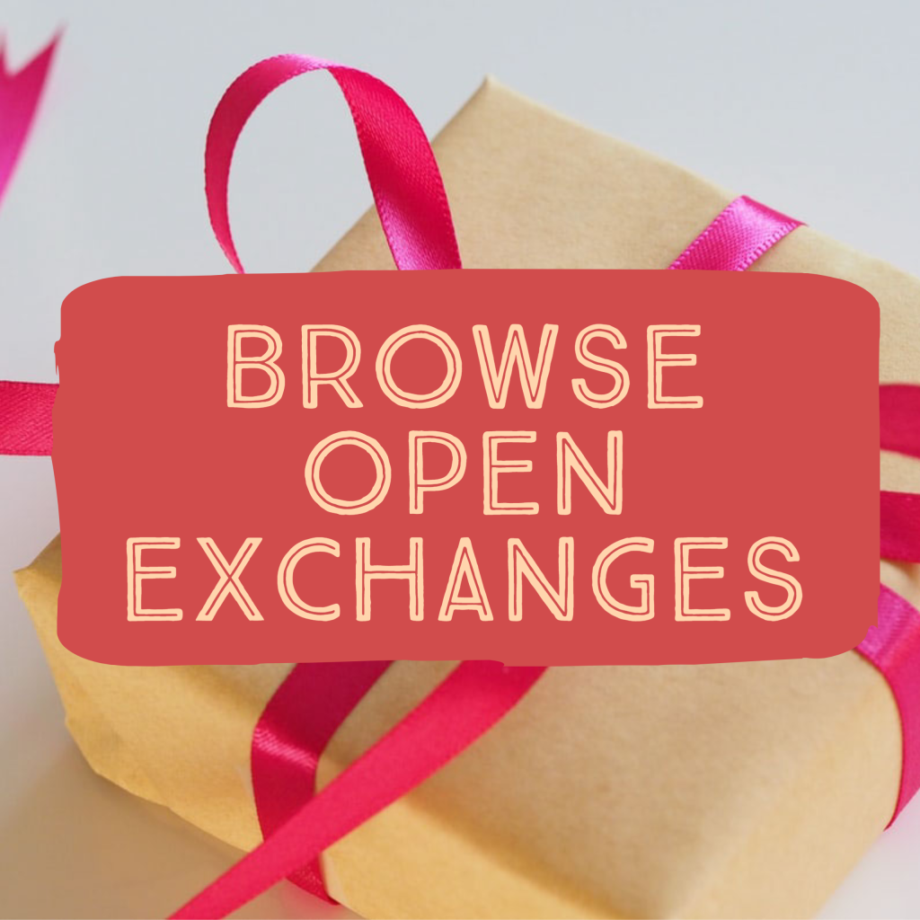 Browse open exchanges
